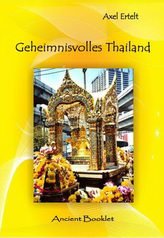 cover geheimnissvolles Thailand
