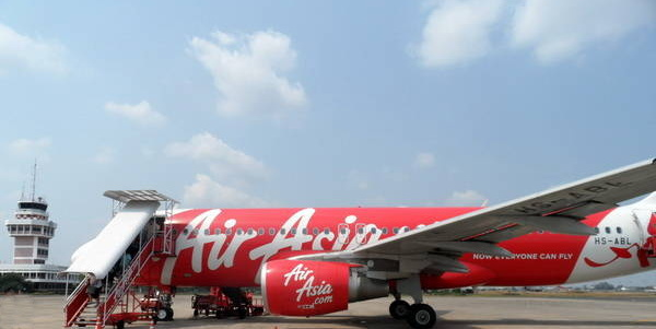Air Asia flieger